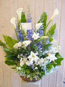 お供えのお花、お届けいたします *秋のお彼岸に*_a0115684_16553561.jpg