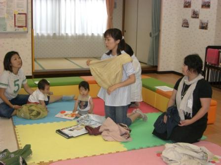 2009.07.02 ベビースリング交流会_f0142009_10392983.jpg