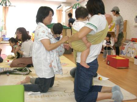 2009.07.02 ベビースリング交流会_f0142009_10394880.jpg