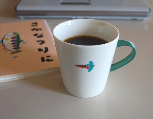 会社のコーヒーカップ_c0177814_11192188.jpg