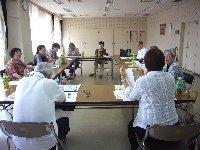 初夏の懇談会…市政報告_c0133422_23395543.jpg
