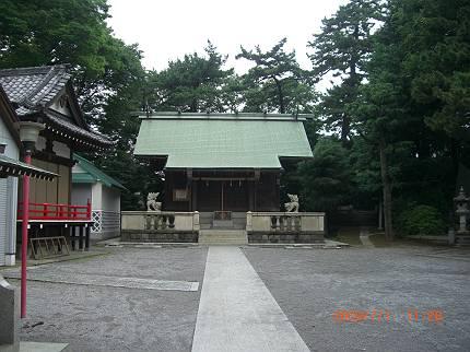 E区の狛犬 鹿骨・鹿島神社_d0065324_13471273.jpg