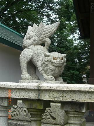 E区の狛犬 鹿骨・鹿島神社_d0065324_1349716.jpg