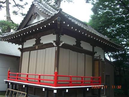E区の狛犬 鹿骨・鹿島神社_d0065324_13565748.jpg