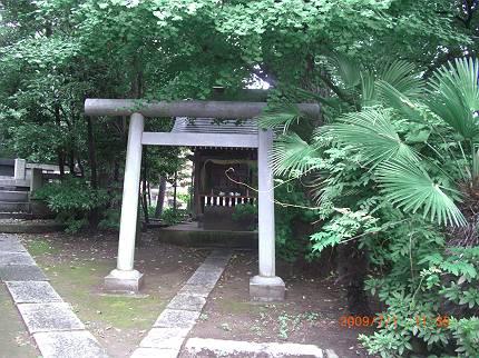 E区の狛犬 鹿骨・鹿島神社_d0065324_1411014.jpg