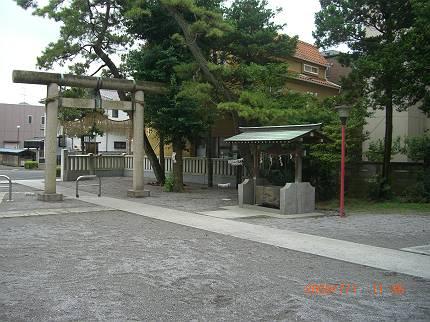 E区の狛犬 鹿骨・鹿島神社_d0065324_1413244.jpg