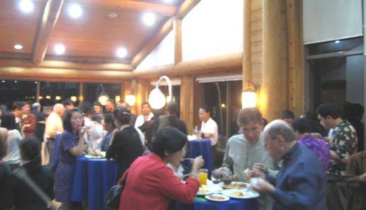 PRAの24周年記念パーティー バギオ ジョン・ヘイにて_a0109542_0403288.jpg