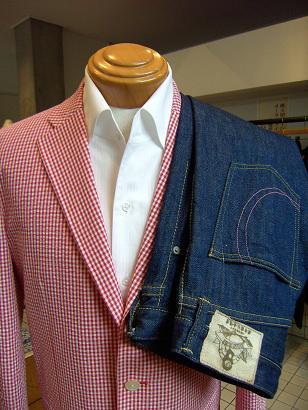 """""""夏のジャケット"""" 【Modern Savile Row】 おっしゃれ~編_c0177259_1355993.jpg"""