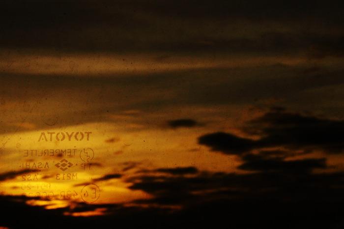 身近な夕景・・・_a0122544_22582051.jpg