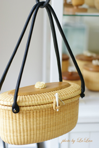 Herbsのお届け〜nantucket basket exhibition〜 _d0141376_2311974.jpg