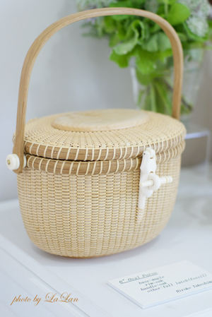 Herbsのお届け〜nantucket basket exhibition〜 _d0141376_23145728.jpg