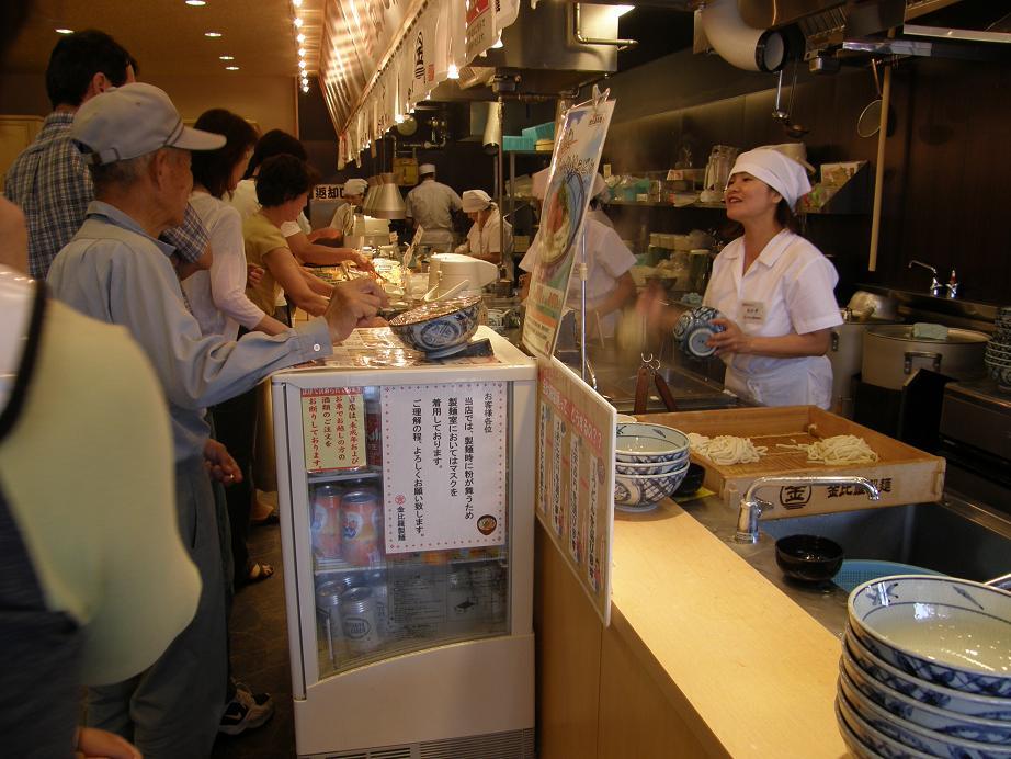 金比羅製麺   豊中大黒店_c0118393_14433723.jpg