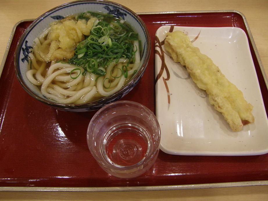 金比羅製麺   豊中大黒店_c0118393_14465257.jpg