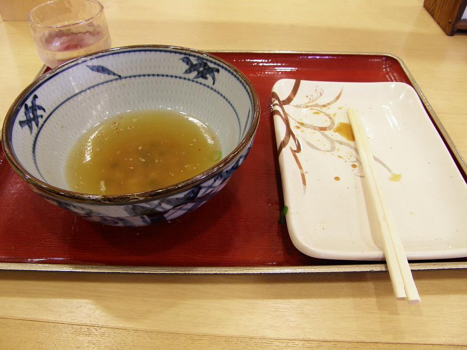 金比羅製麺   豊中大黒店_c0118393_14553670.jpg