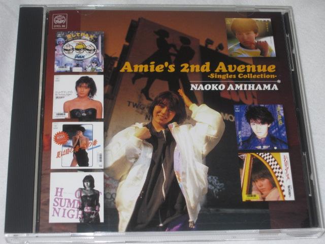 網浜直子 / Amie\'s 2nd Avenue - Singles Collection -_b0042308_23574614.jpg