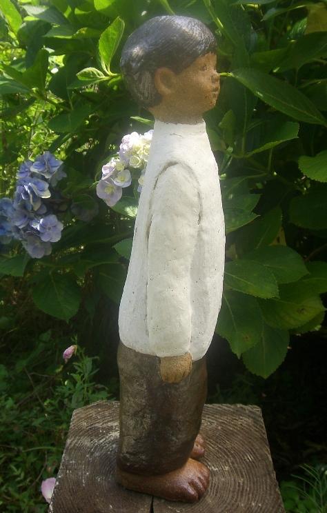 陶人形舎 土羊窯 窯開き展を終えて_f0018417_15362467.jpg