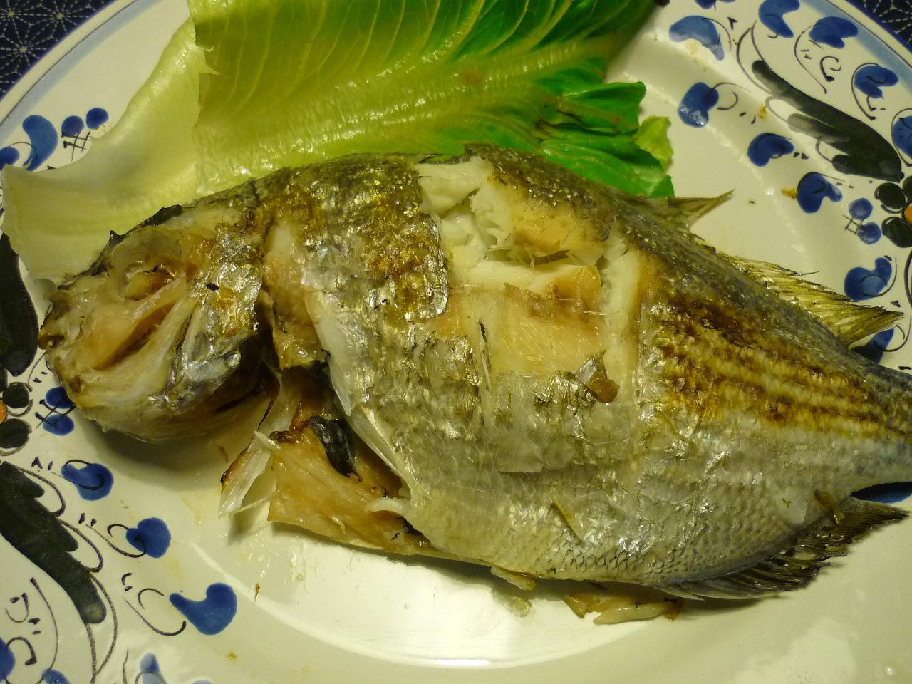 シチリアの魚 バゥ_d0084229_14555665.jpg