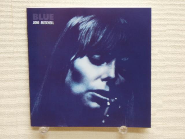 『BLUE』 ジョニーミッチェル_c0160244_17582235.jpg