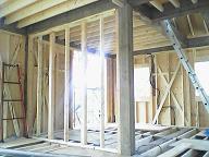 別荘地でのCozyUpHome屋根仕上げと下地造作工事2_d0059949_11301986.jpg