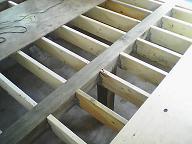 別荘地でのCozyUpHome屋根仕上げと下地造作工事2_d0059949_11303257.jpg