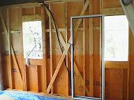 別荘地でのCozyUpHome屋根仕上げと下地造作工事2_d0059949_11314627.jpg