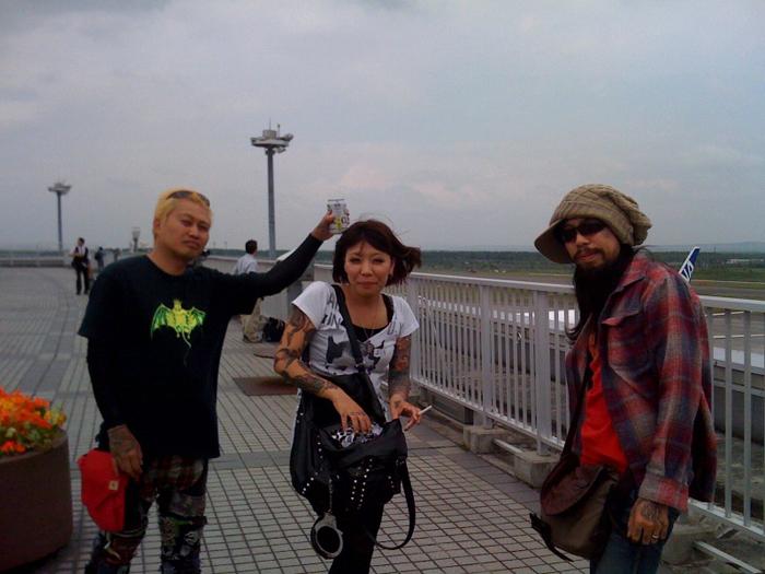 NEEDLE  WORK  CULTURE  vol1〜札幌の旅☆_c0198582_2021276.jpg