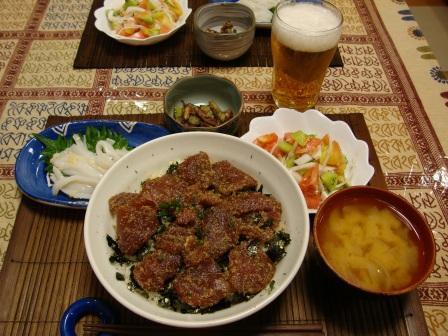 男の料理_a0126590_21175147.jpg