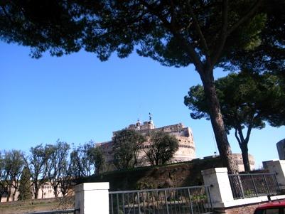 ローマ、ヴァチカン近くのホテル_a0077294_15463758.jpg