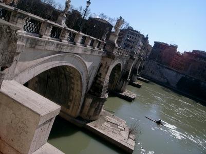ローマ、ヴァチカン近くのホテル_a0077294_1547408.jpg