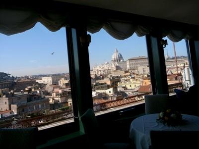 ローマ、ヴァチカン近くのホテル_a0077294_15492490.jpg