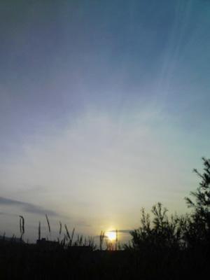 満月と天の川_f0032814_20255311.jpg