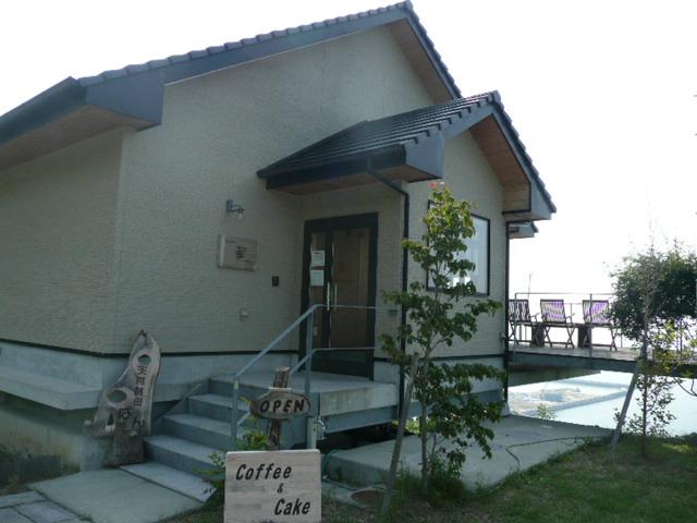 海の見える喫茶店♪_f0099147_2033050.jpg