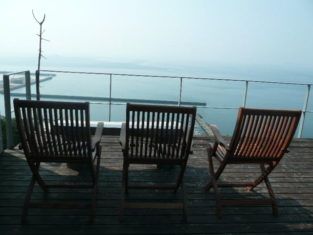 海の見える喫茶店♪_f0099147_20374454.jpg