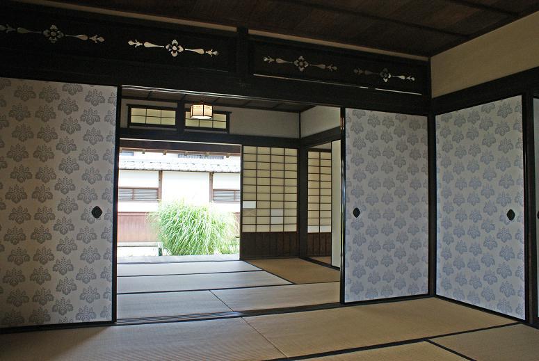 たんぶーらんの戯言      和洋折衷、レトロでモダンな旧九鬼家住宅 @兵庫県三田市