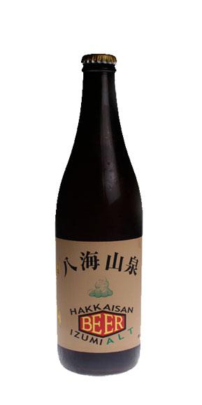 八海山 泉ビール_c0108595_19502474.jpg