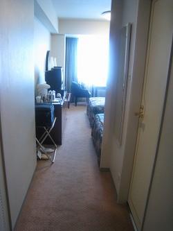 リーガロイヤルホテル広島 部屋その1_a0055835_18495710.jpg