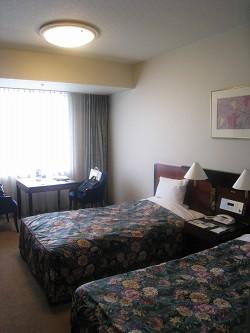 リーガロイヤルホテル広島 部屋その1_a0055835_1850737.jpg