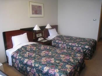 リーガロイヤルホテル広島 部屋その1_a0055835_1855237.jpg