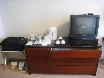 リーガロイヤルホテル広島 部屋その1_a0055835_19722100.jpg