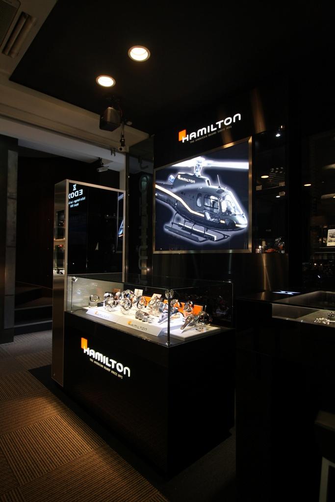 BEST新宿本店/ハミルトン、ボール・ウォッチなどがリニューアル_f0039351_17442728.jpg