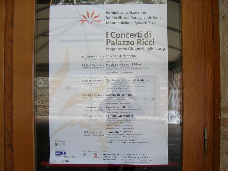 Montepulciano e Concerti napoletani in Germania_f0058956_6442674.jpg