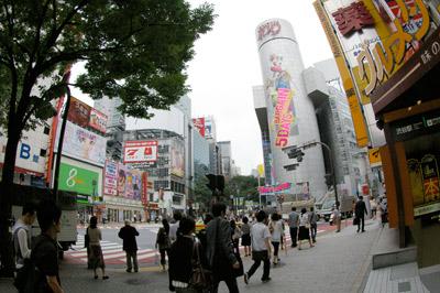 7月3日(金)今日の渋谷109前交差点_b0056983_11213414.jpg