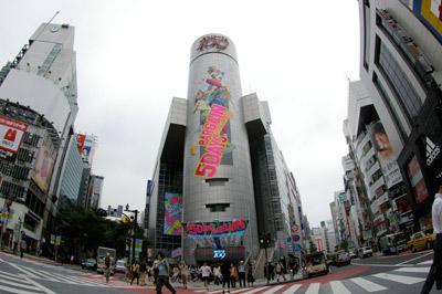 7月3日(金)今日の渋谷109前交差点_b0056983_11215634.jpg