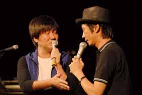 怒髪天・増子さん @ LIVE MUSIC ism MONTHLY LIVE #002 09.07.04_d0131511_0475915.jpg
