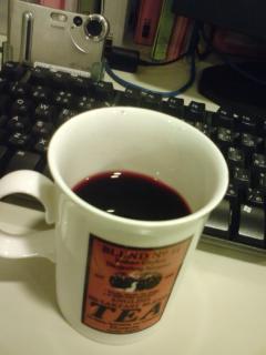 ペルーの飲み物♪チャチャモラーダ #358_e0068533_19331238.jpg