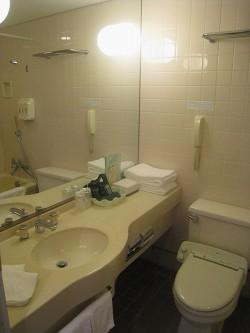 リーガロイヤルホテル広島 部屋その2_a0055835_17311293.jpg