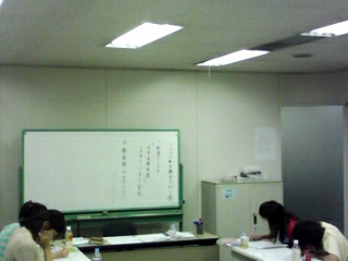 090709昭和女子大学オープンカレッジ5回目でした♪_f0164842_2282618.jpg