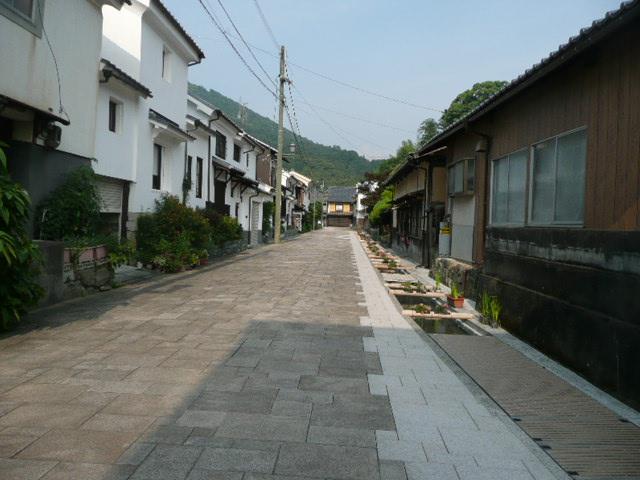 大洲市 おはなはん通りを歩きました♪_f0099147_23404389.jpg