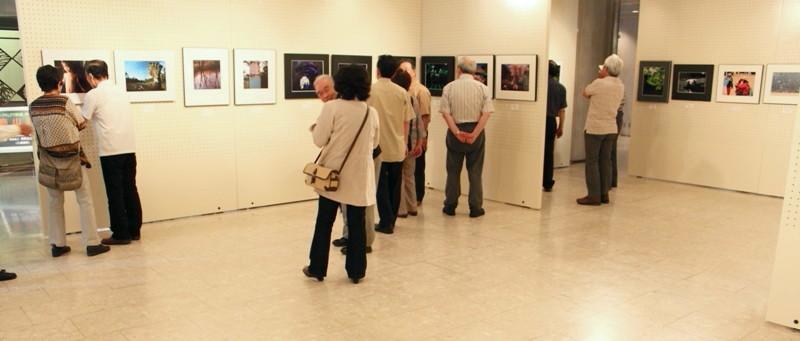 09年7月9日・クラブ写真展搬入_c0129671_20583769.jpg