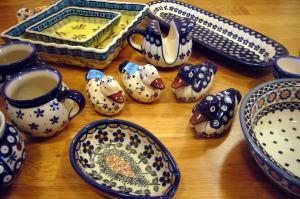 ポーランド・ボレスワビェツへポーランド食器を買いに☆_c0182100_75652.jpg